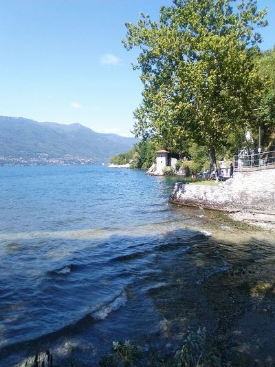 Water Beach Nature Outdoors Beauty In Nature Tranquility No People Mountain Scenics