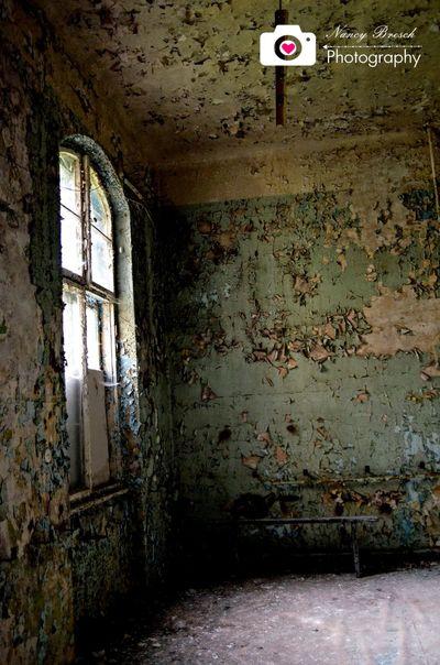 Old Building  Derelict Window Old Room