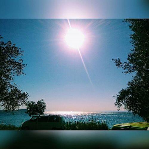 🌅 Sun Sunny Tagsforlikes Burhaniye Pelitköy Instagood Sea Sky Skyporn InstaMagAndroid