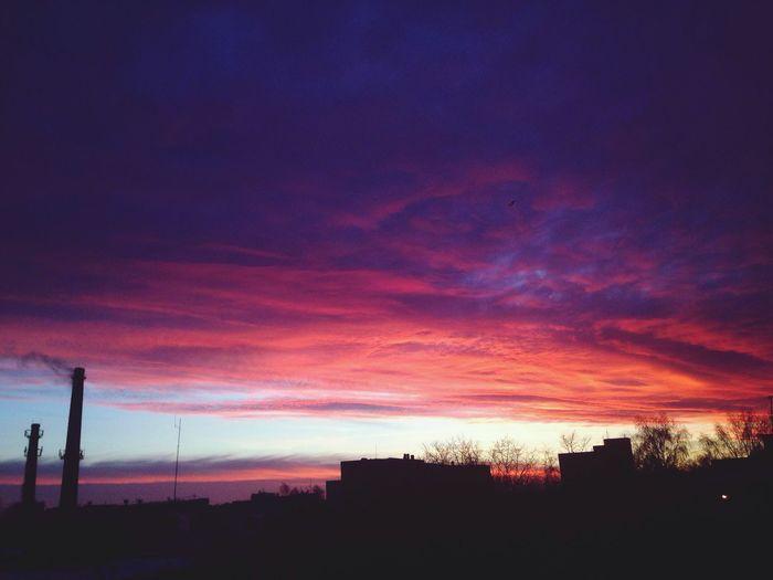 Sunset Sunset Landscape
