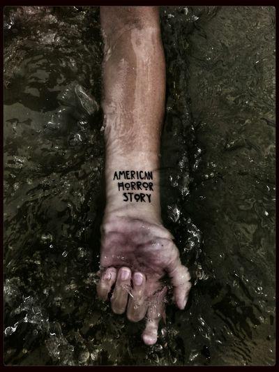 American Hi!horror story That's Me First Eyeem Photo