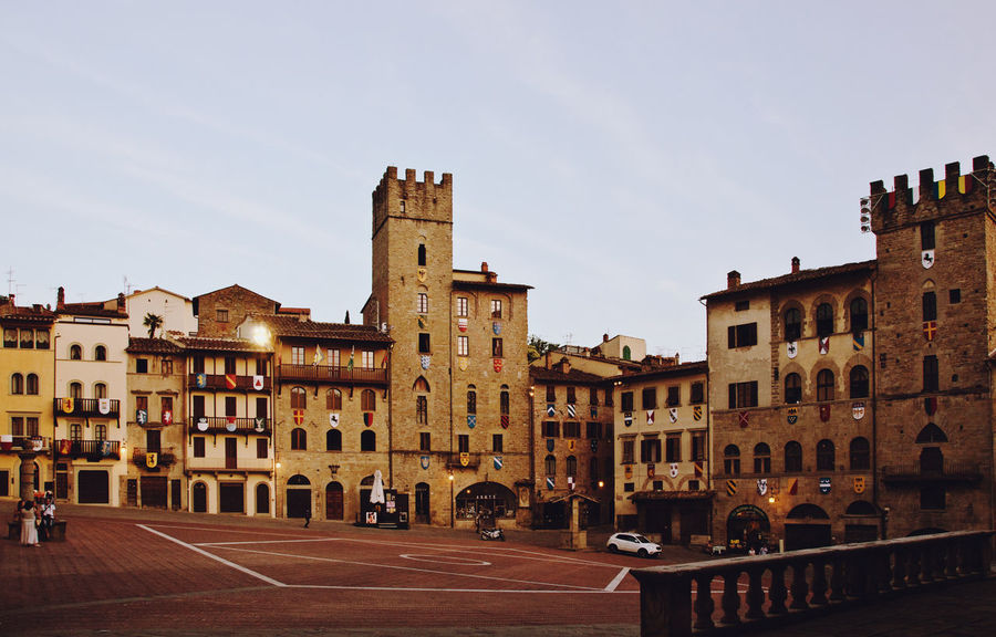 Architecture Arezzo Beautiful Place City Cityscape Italia Italy Landscape Outdoors Toscana Travel Destinations Turism Tuscany Urban Landscape Urbanphotography