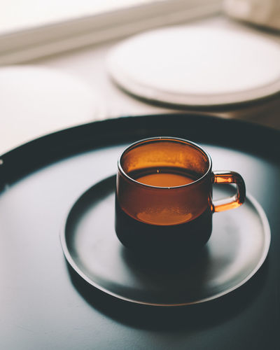 A cup of coffee Drink Refreshment Food And Drink Table Mug Cup Indoors  Saucer Coffee Close-up Crockery Still Life Coffee Cup No People Coffee - Drink Focus On Foreground Hot Drink Tea Freshness Food Tea Cup Non-alcoholic Beverage
