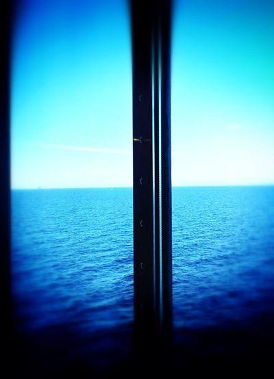 Traveling to Santorini, Greece