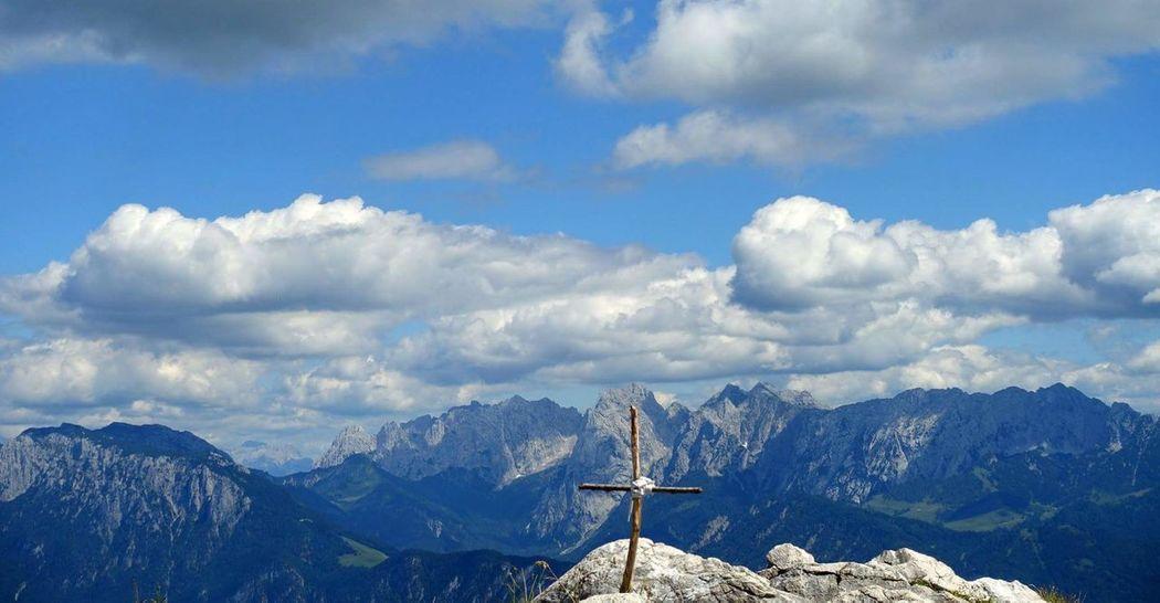 EyeEm Selects Tree Mountain Snow Blue Forest Pinaceae Mountain Peak Sky Landscape Mountain Range