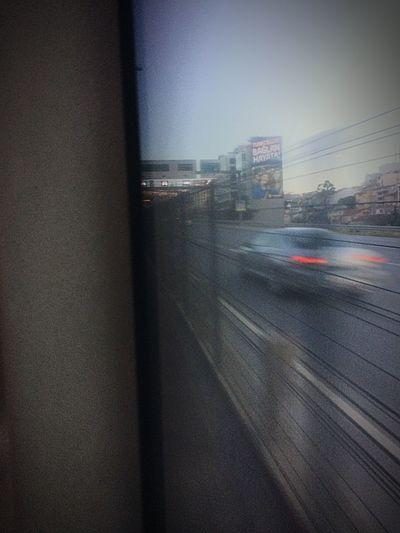 Metrobus Istanbul Cold