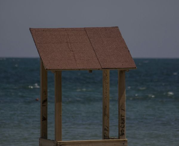 Pane E Pomomodoro Beach Lifeguard Tower Enjoying Life From My Point Of View Mediterranean Sea Summertime