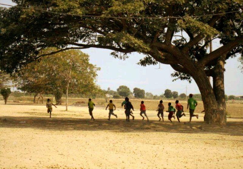 Angola Benguela Kids Casa Do Gaiato