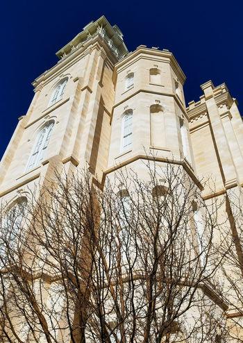 Temple Lds Temples Lds LDS Temple Manti Temple Utah Manti Utah Temple Temple Architecture Sky Blue Sky