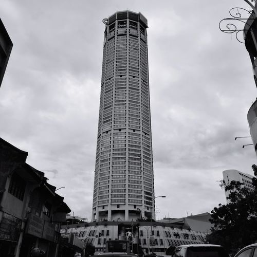 Architecture Built Structure Sky Tower History Travel Cityscape komtar buildingPenang Malaysia