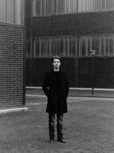 Me by Max Hytrek Portrait