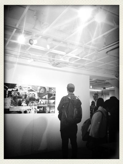 The EyeEm World Tour Black And White Light And Shadow IPod Touch Thanks To EyeEm Project 2014
