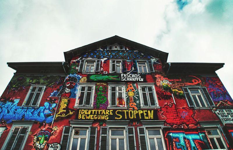 Artists home