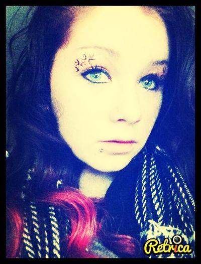 Cheetah eye lids
