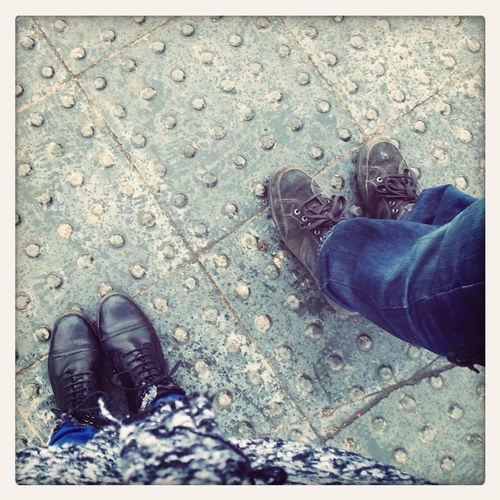 Fromwhereistand Me & My Other Half  Other People's Shoes