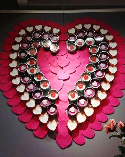 Hearts Heartshape Love Lovecandles Candles