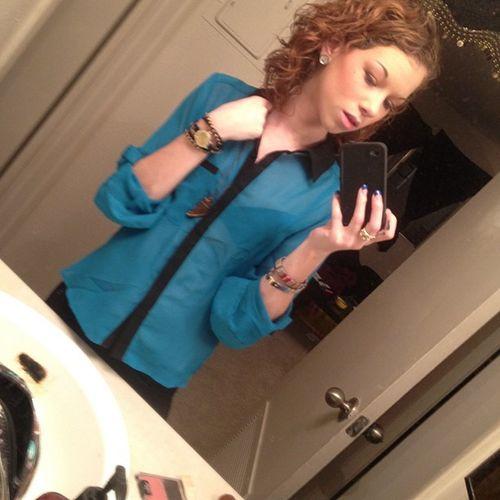 Going out ;) Allready Me Self Girl fashion cute
