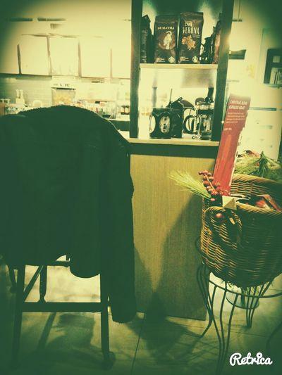 Coffeeshop Merryxmas Retrica
