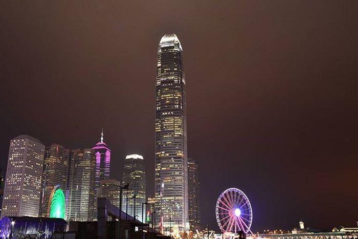 Nikond600 Minolta3570mm Vivitar28mmf25 Hongkongcentral Ferriswheel Nofilter