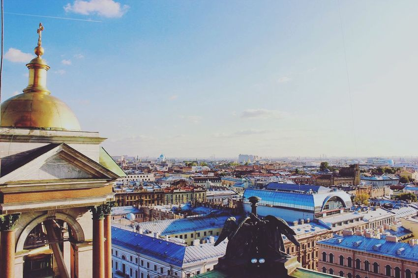 🇷🇺 St.Petersburg (Sep. 2015) Russia St. Petersburg Россия Санкт-Петербург Исаакиевский собор First Eyeem Photo Traveling