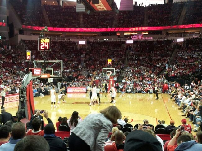 Rockets Vs Spurs