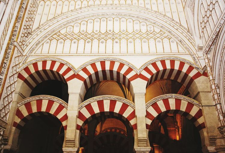Arch Architecture History Travel Destinations Tourism Indoors  Day No People