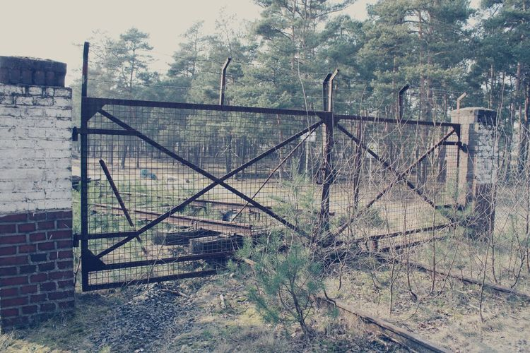 Nicepic Gate Newpic Thoughts Oldrailroad Lonely Place  Loveit