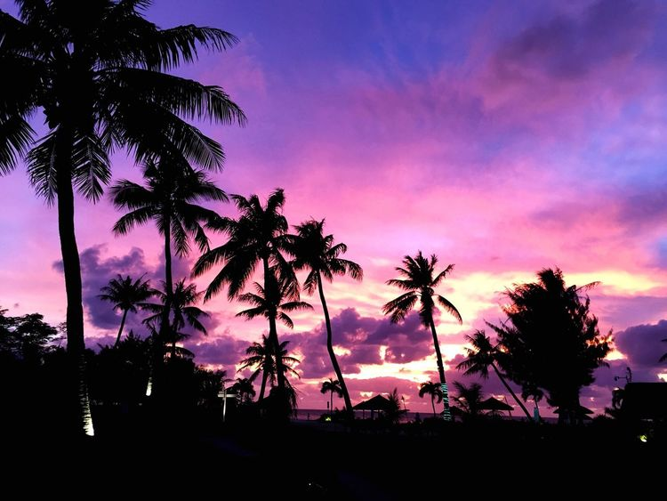 Saipan Sunset