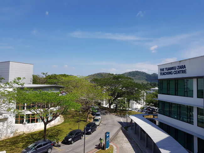 Mountains And Sky Mountain Range Malaysia Malaysia Truly Asia ASIA Clouds And Sky Cloudscape Samsungphotography S8 Morning Studying University University Campus Nottingham Text Outdoors Day Sky Architecture No People Tree Colour Your Horizn