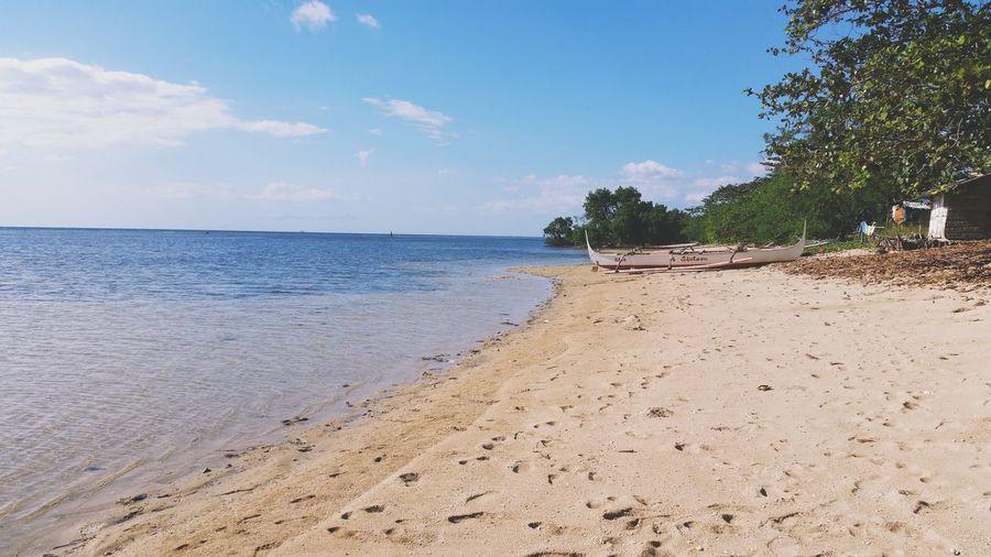 Beach Sea Sand Snapseed