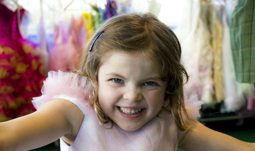 Everyday Joy Kids Dressing Up Princess Party