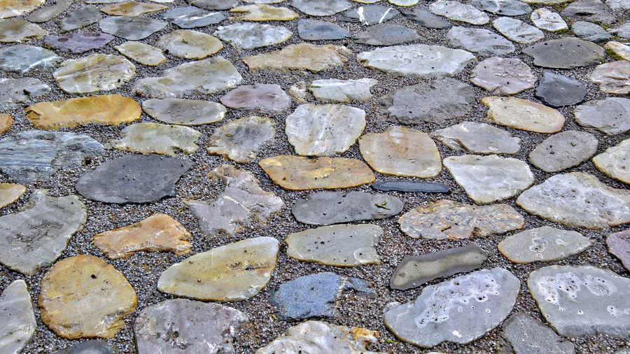 16x9 HDR Hdr_Collection Textured  Textures and Surfaces Backgrounds Close-up Contrast Copplestone Day Full Frame High Contrast Nature No People Outdoors Pattern Paving Stone Stone Stone Material Texture