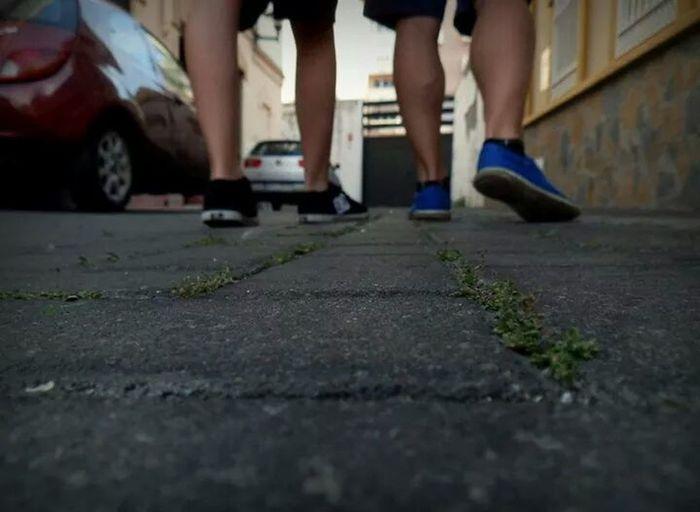 Camina sin murar atras Malaga Puerto Malaga♡
