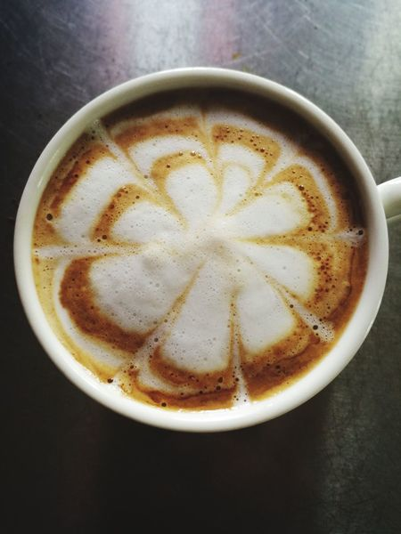 Coffee - Drink Drink Coffee Cup Food And Drink Refreshment Cappuccino Frothy Drink Indoors  Table Froth Art Latte Freshness No People Close-up Day