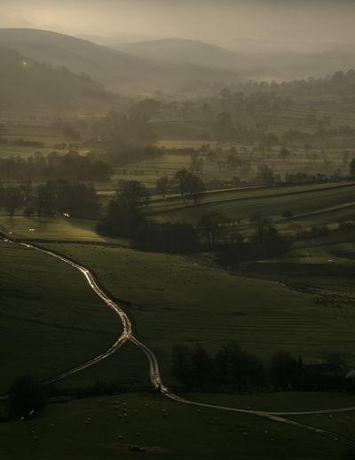 Valley dawn