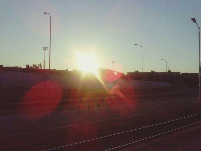 Sun Train Station