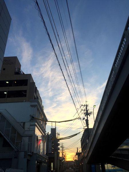 夕焼け Sunset 空 Sky
