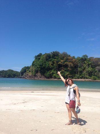 ท้องทะเลท้องฟ้ามีเพียงแค่เราท่ามกลางหาดทรายขาว Nofilter Island Thailand Trang Tarutao
