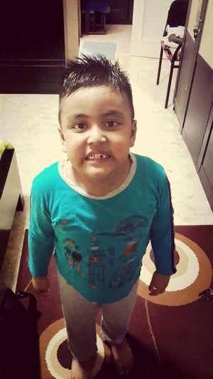 i just lost my teeth papa
