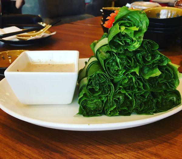 Veggies Freshness Food Lettuce Lettucewraps