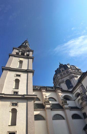 As I'm walking by… #Würzburg #StiftHaug