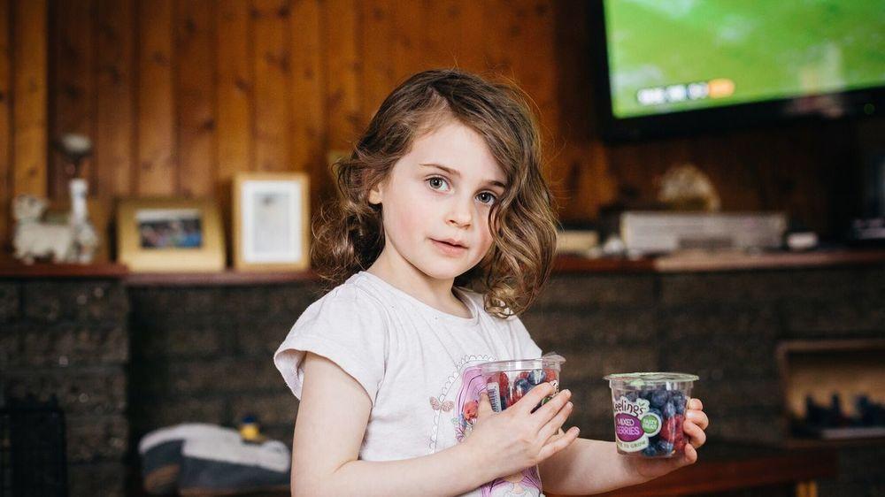 Freya Portrait VSCO Family Canon Colourful Art