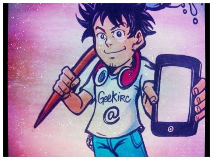 #GeekIrc