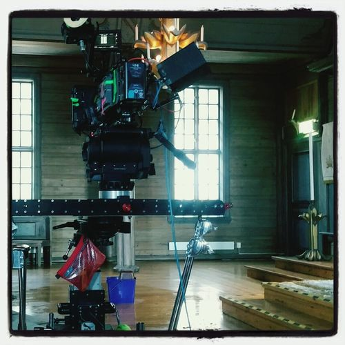 shooting Arri Alexa Arri Wcu Phanter Slider