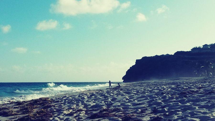 Beach vibes Barbados Paradise