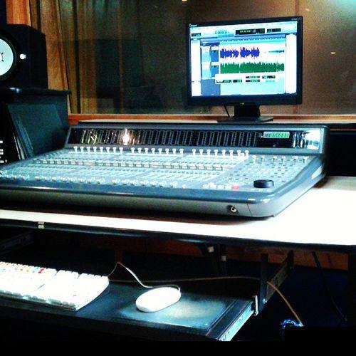 AudioEngineer IntheStudio Avid C24 audiostudio