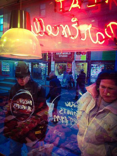 Streetphotography Dublin Reflection Taking Photos