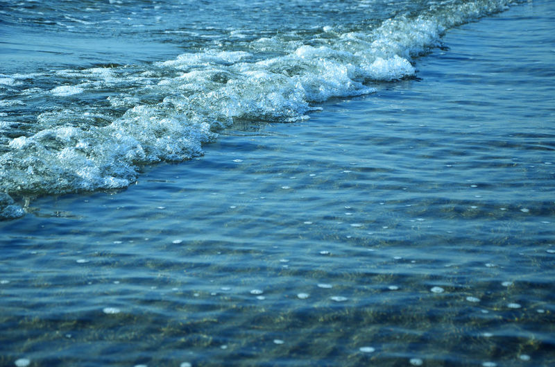Blue Cyprus Nature Sea Shore Summer Water Wave