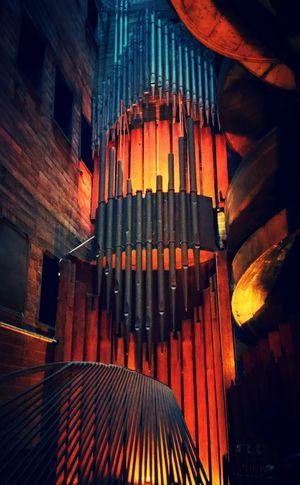 Pipe Organ at City Museum City Museum Pipe Organ Museum Museums