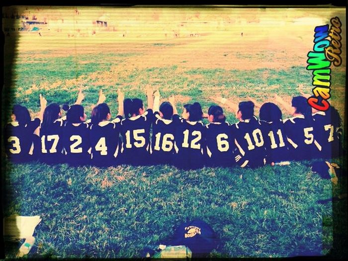 At Our Soccer Game Yesterday ;) -Soccer Babyy #15